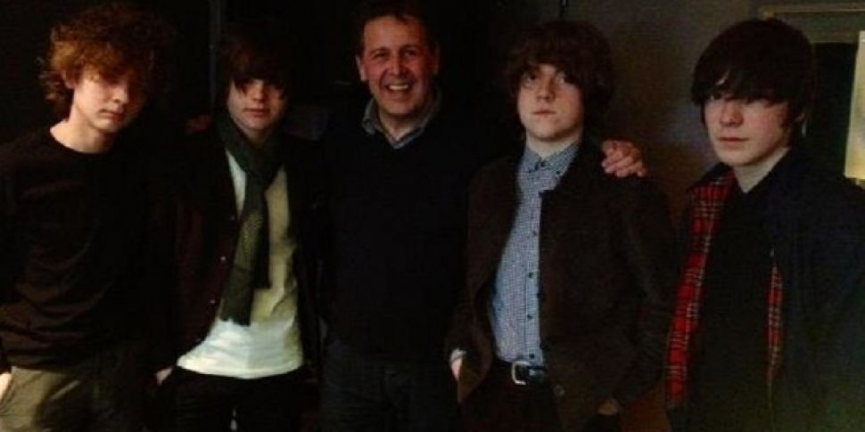 The Strypes Session