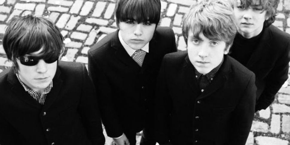 The Strypes on The KC Show