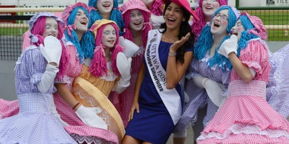 Rose of Tralee Festival begins...