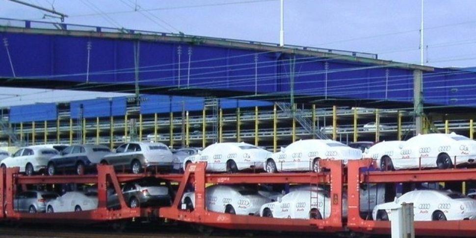 Increase in car sales drives r...