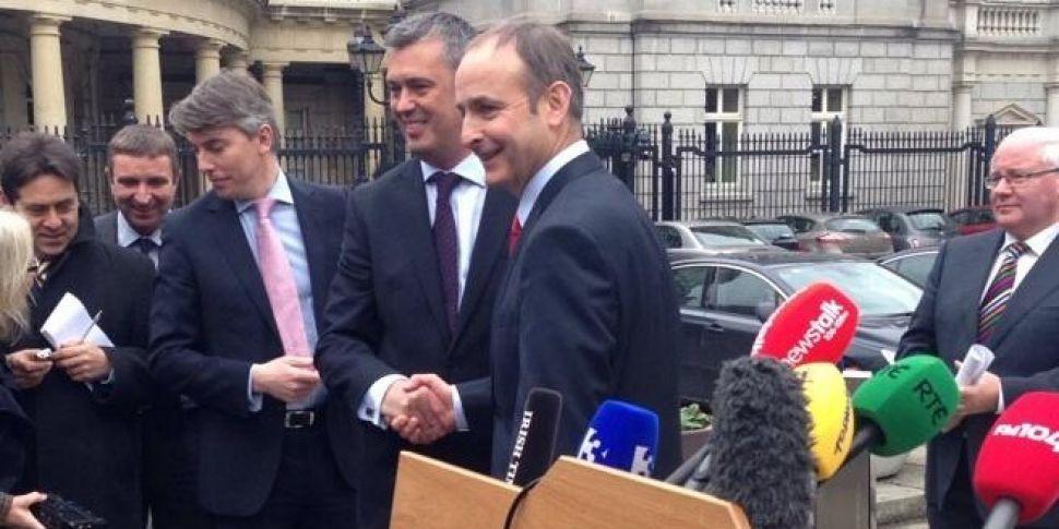 Colm Keaveney unveiled as newe...