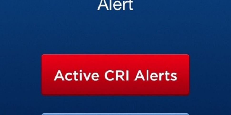 Gardai launch CRI alert app