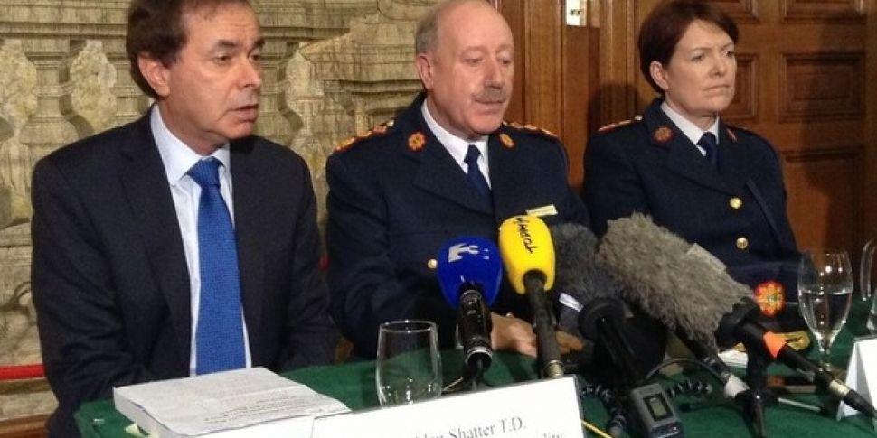 VIDEO: Garda Commissioner horr...