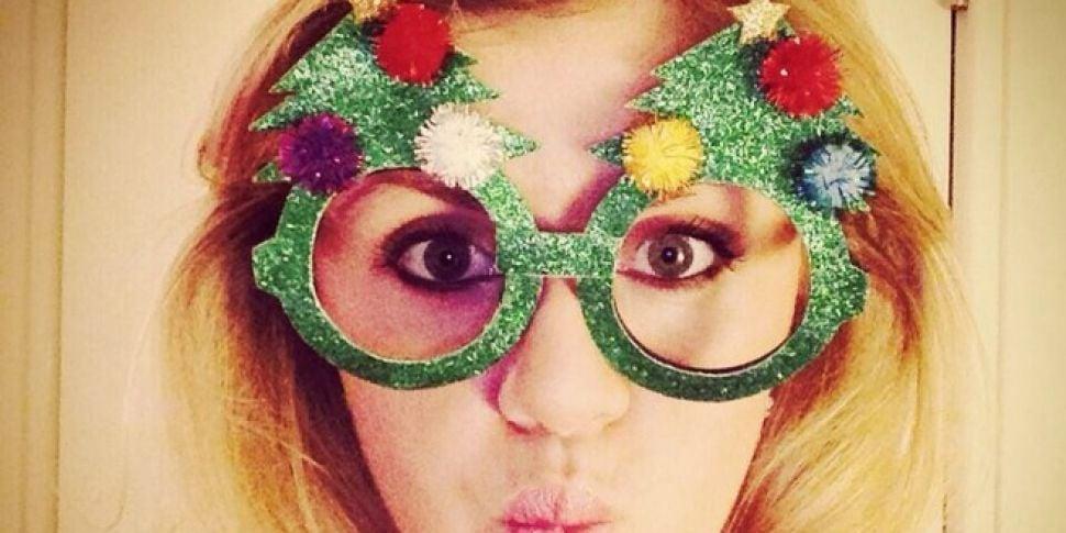 Breakfast Show Christmas Selfi...