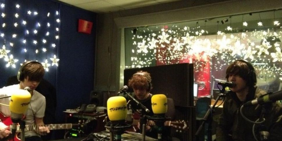 The Strypes - Full Interview +...