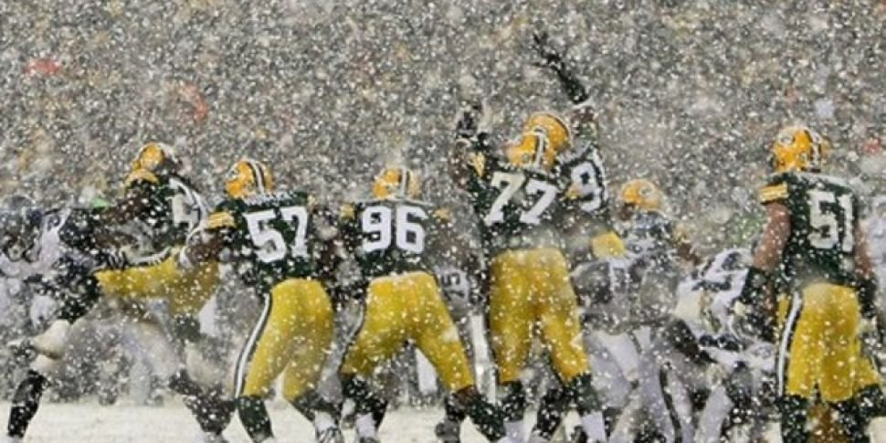 COLDEST GAME, EVER