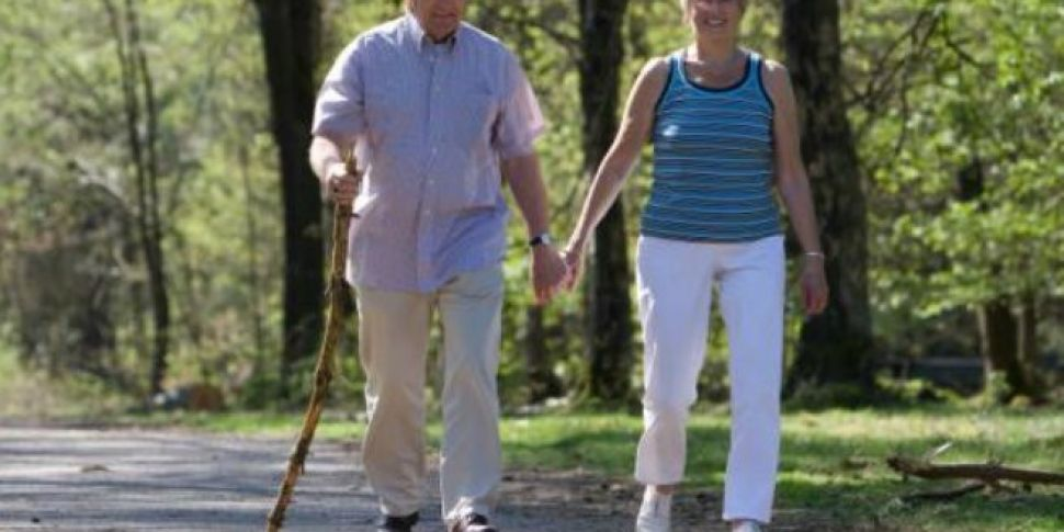 Nearly 80% of over 50s overwei...