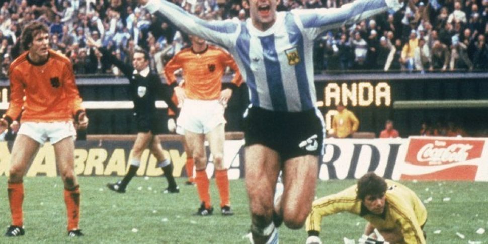 WORLD CUP COUNTDOWN - 1978
