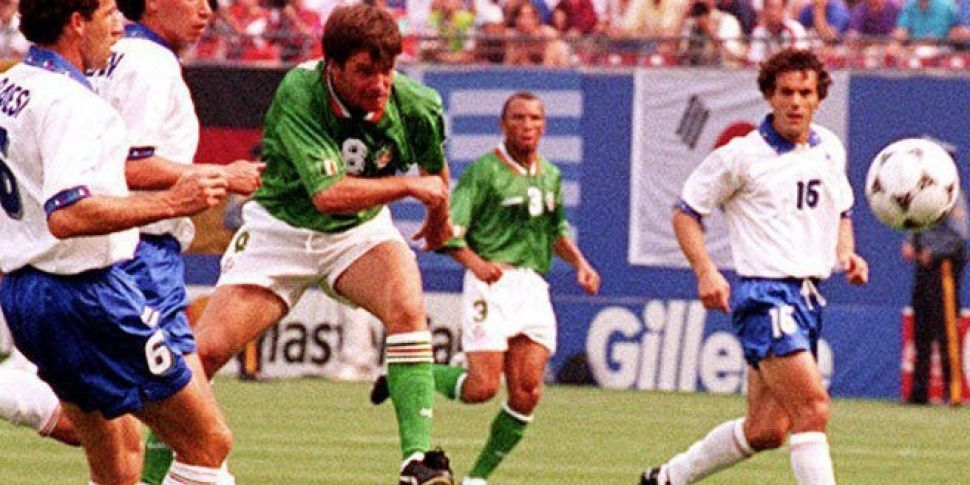 WORLD CUP COUNTDOWN - 1994
