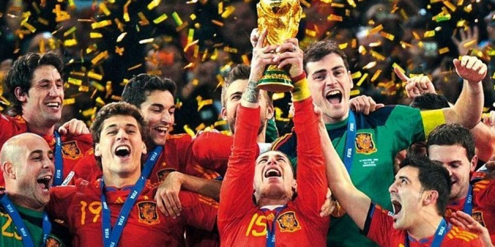 WORLD CUP COUNTDOWN - 2010