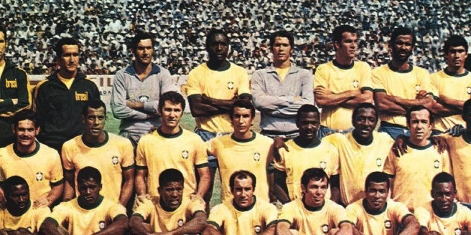 WORLD CUP COUNTDOWN - 1970
