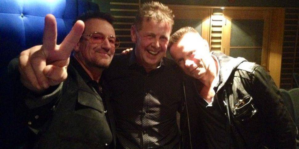 U2 & Ian Dempsey - The Intervi...