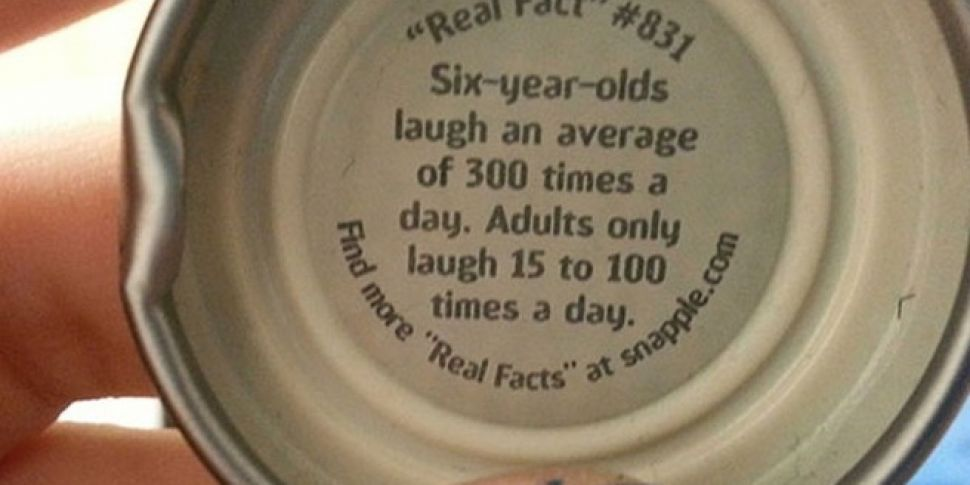 I Knew I Was A Grown Up When.....