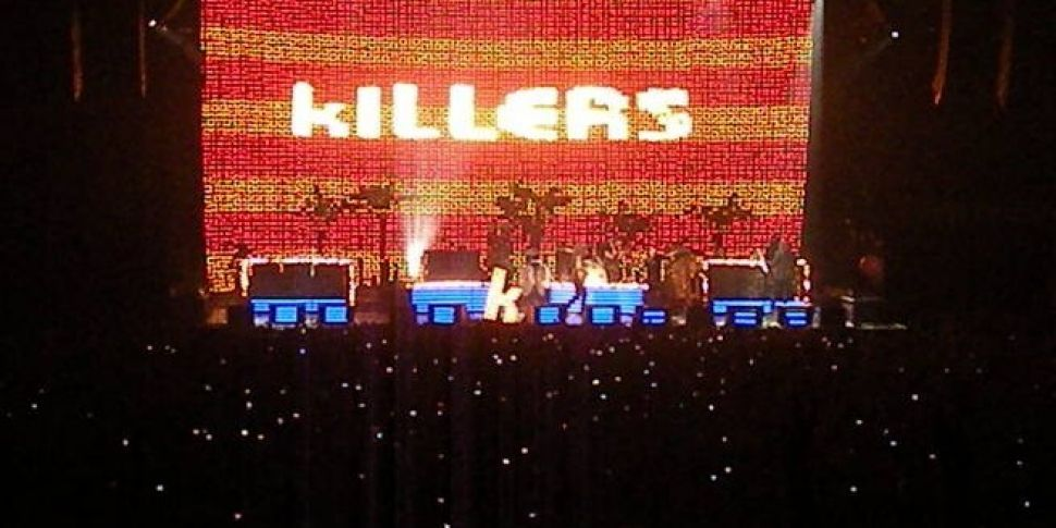 Killers INTERVIEW Part 1