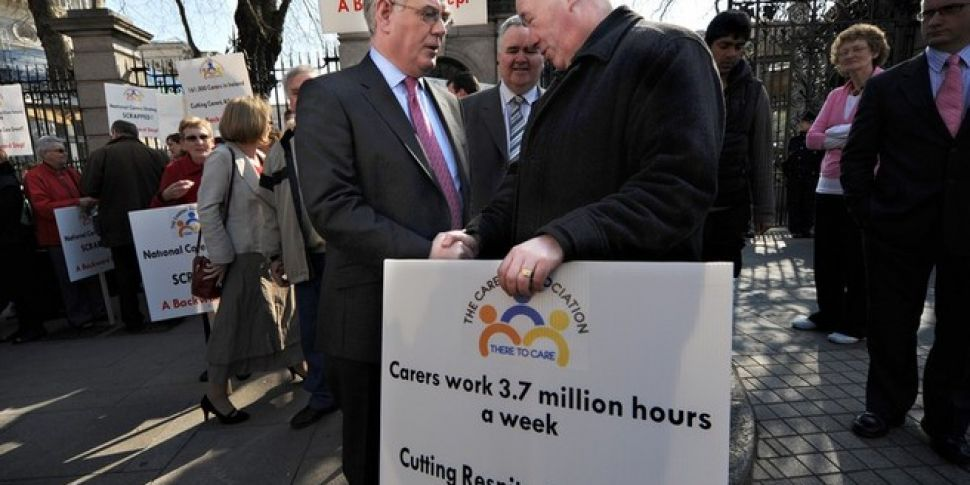 Carers angry at cut to respite...