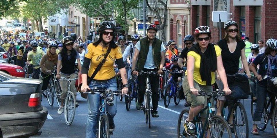 Fintan O'Toole - cyclists...