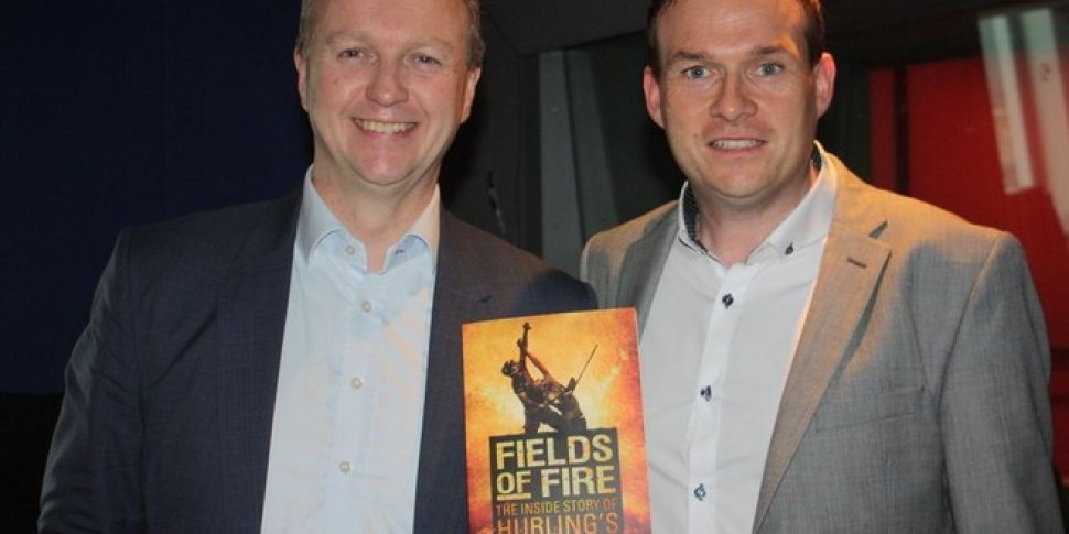 Damian Lawlor author of Fields...