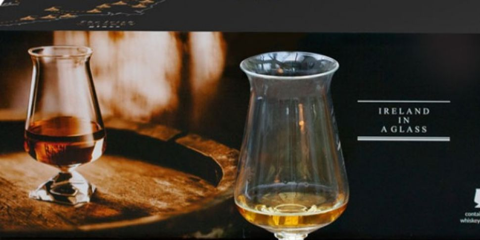 Tuath Irish Whiskey Glass..mak...
