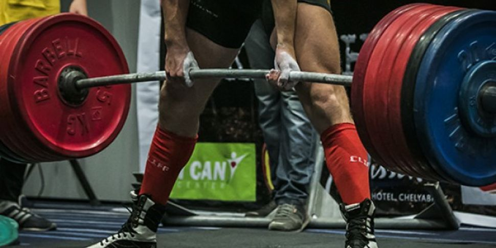 Irish Weightlifter Sets New Wo...
