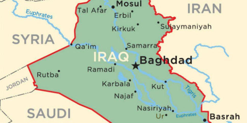 12 dead in Iraq bombing