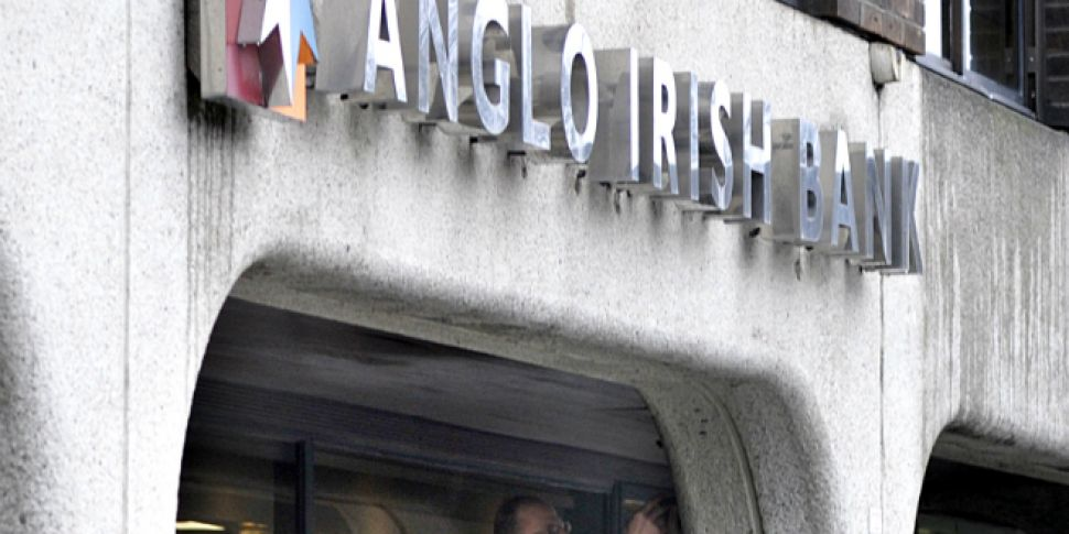 Anglo Tapes: Minister says dir...