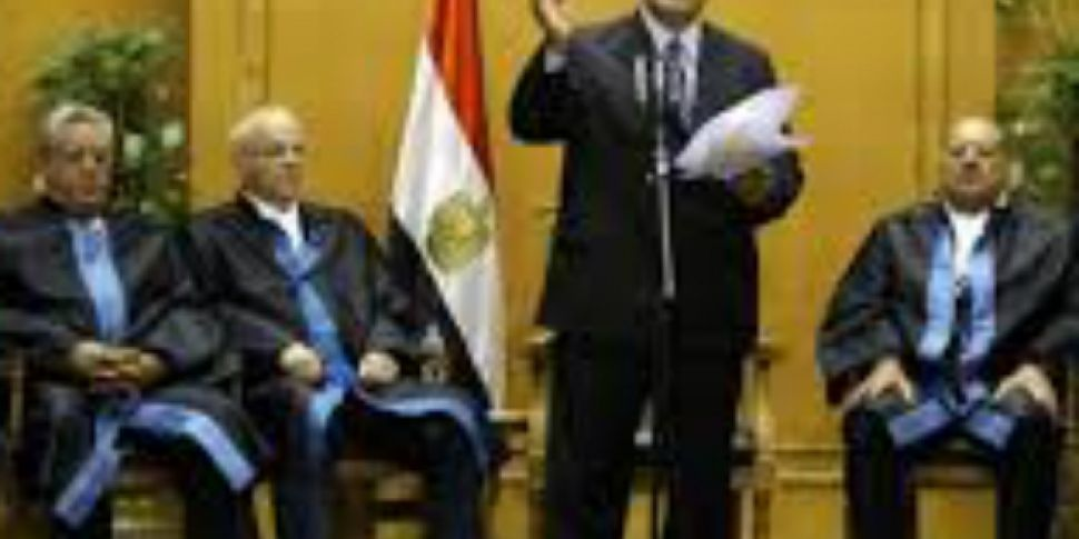 Elections will be held in Egyp...