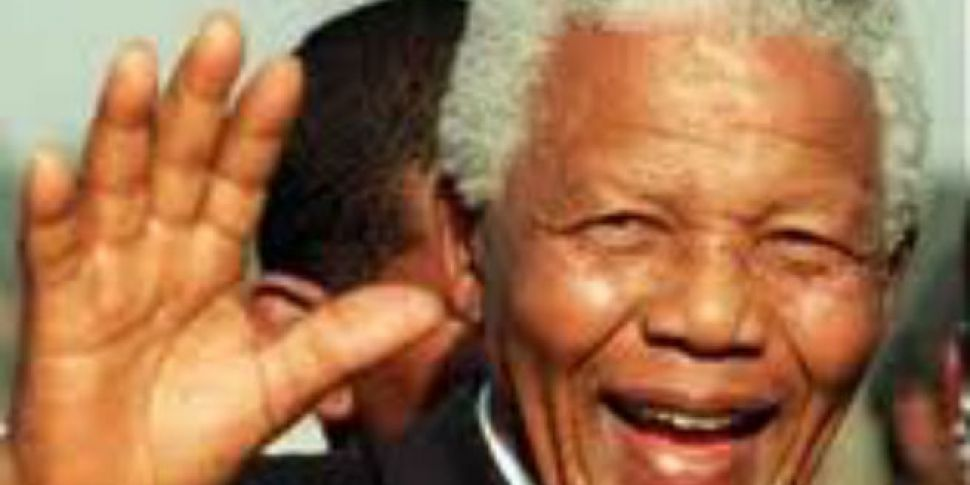 Mandela in a 'vegetative s...