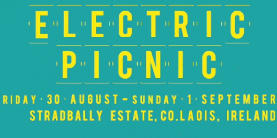 Electric Picnic Day by Day bre...