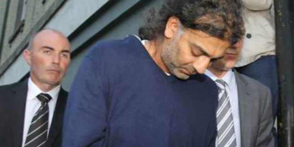 Sanjeev Chada appears in court...