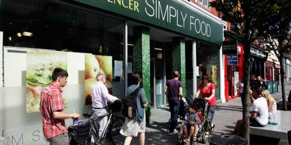Staff at four M&S stores vote...