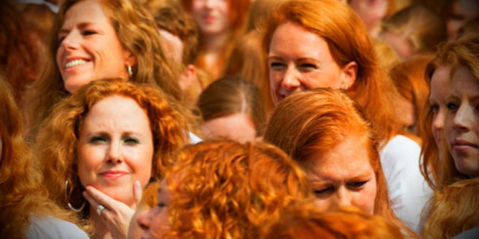 Twin Fests and Redheads