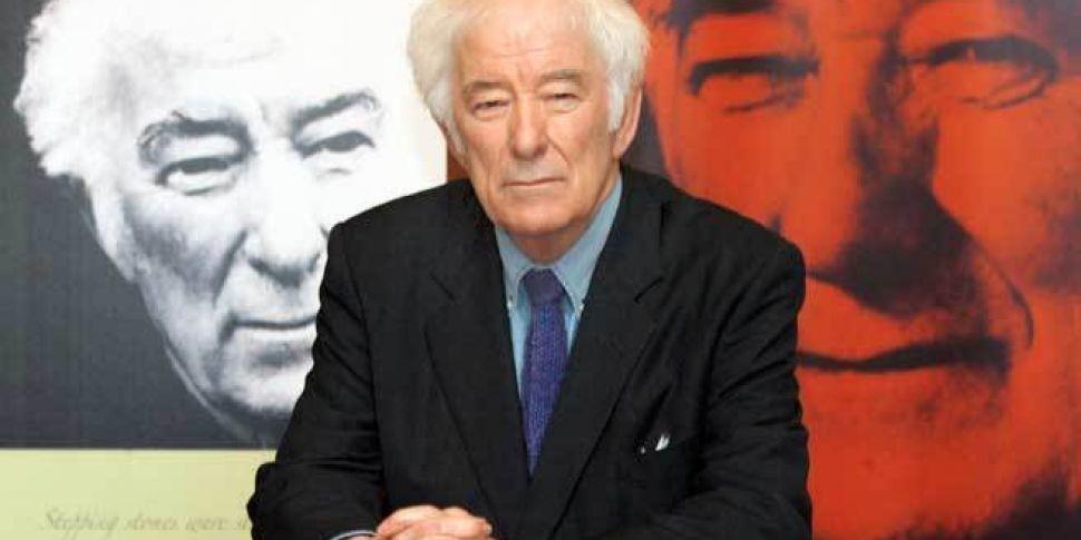 VIDEO: Seamus Heaney dies aged...