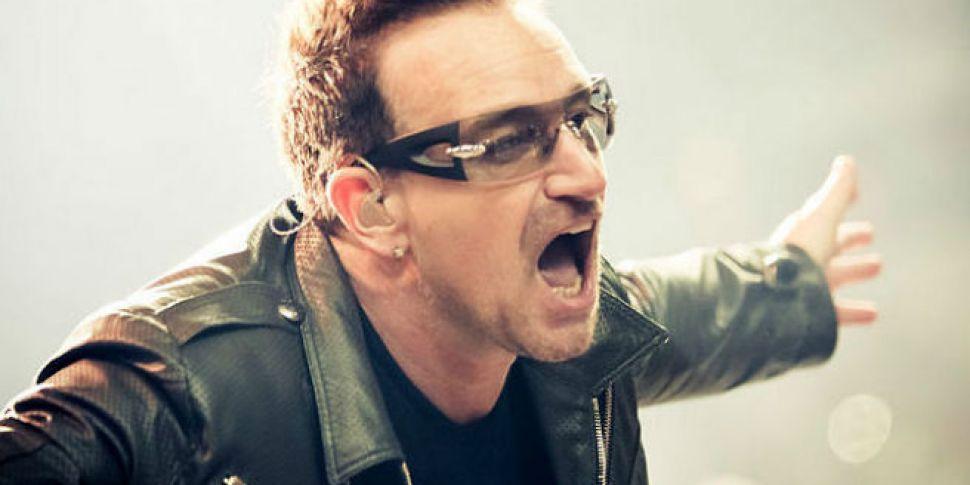 U2 CHANGING RECORD LABEL