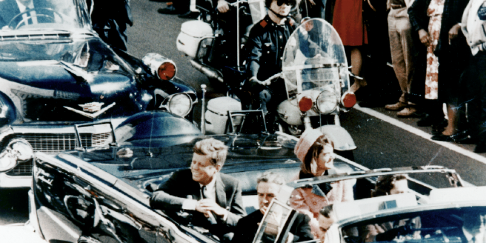 50 years since JFK and tactics...