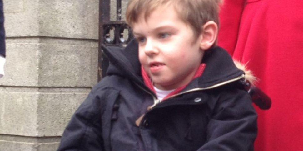 €8.5m for cerebral palsy boy (...