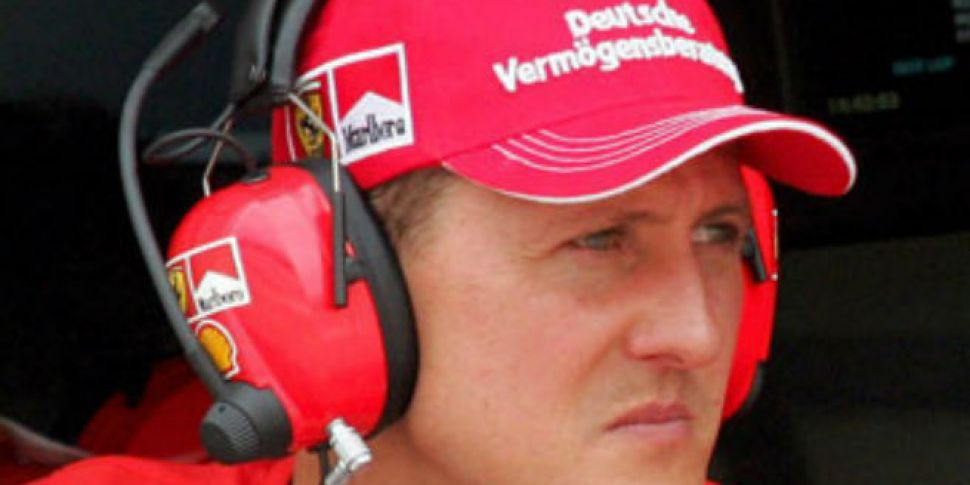 SCHUMACHER CRITICAL AFTER SKI...