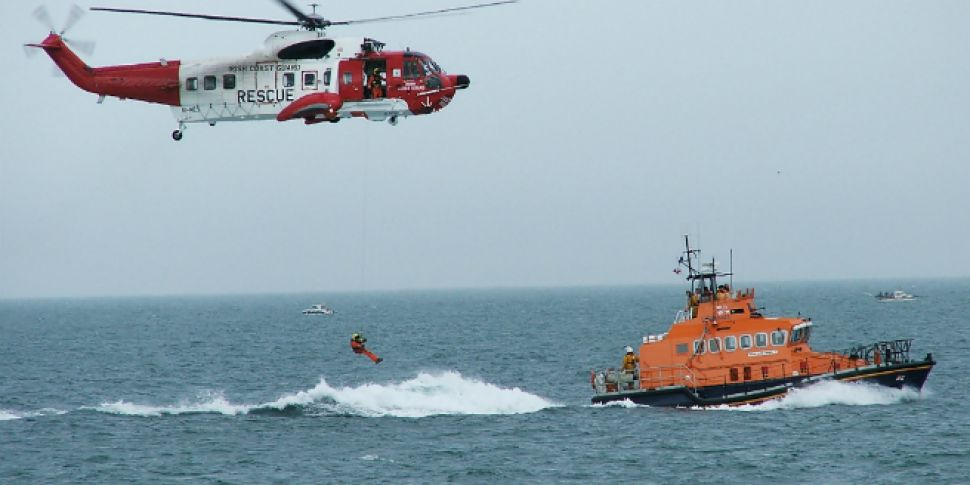Search resumes off Cork