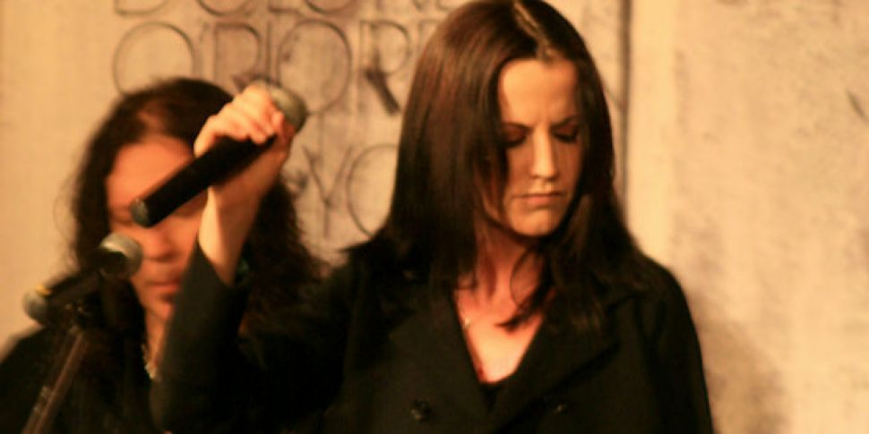 Dolores O'Riordan on the R...