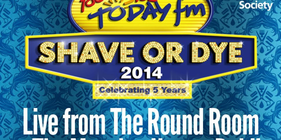 Watch Today FM's Shave or...
