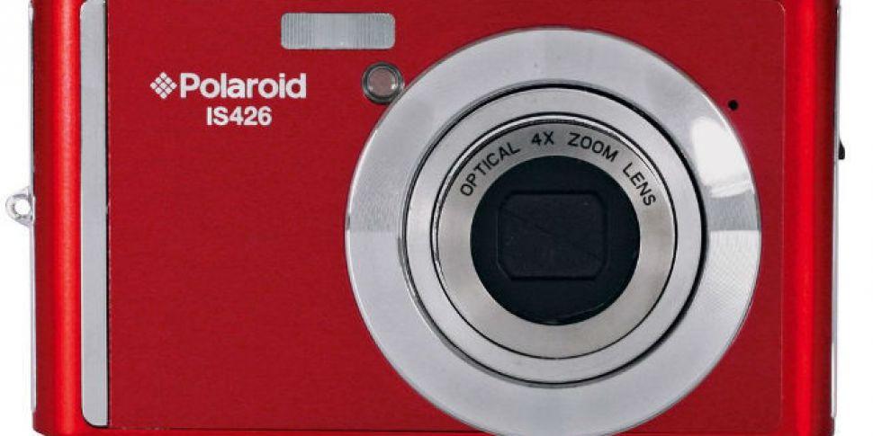 Polaroid Digital Camera won to...