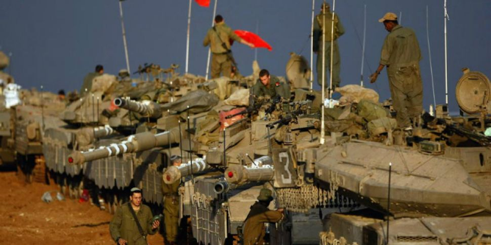 24 Hour Truce Called For Gaza