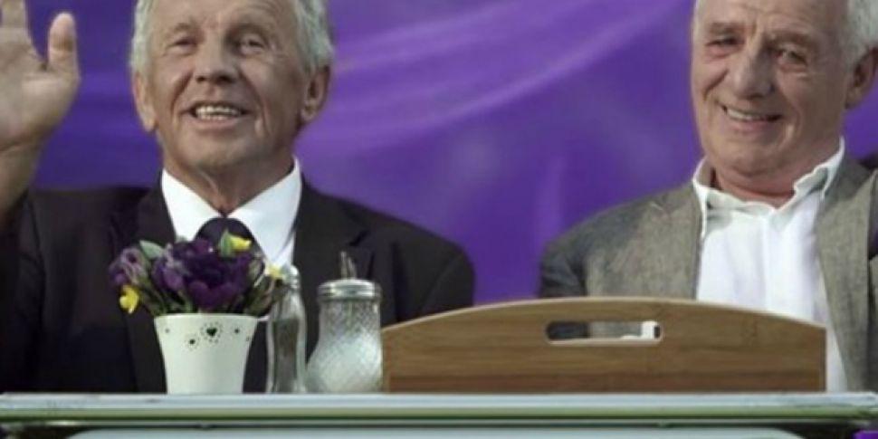 Dunphy and Giles: The Cadburys...