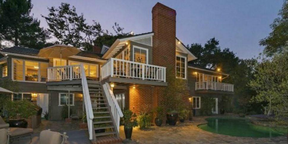 Chris Martin Buys $6.75M Home...