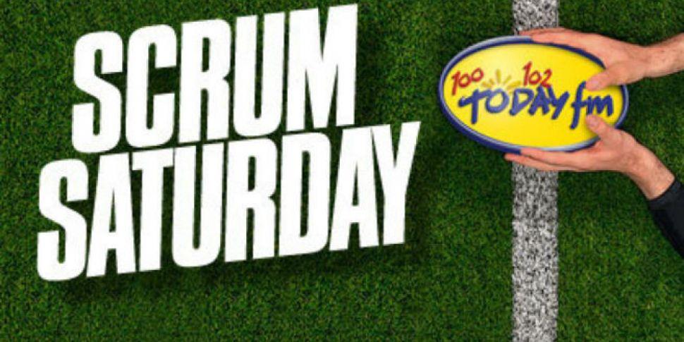 Scrum Saturday - Guinness Autu...