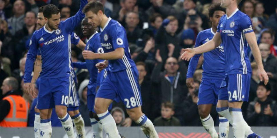 League leaders on Premier Leag...