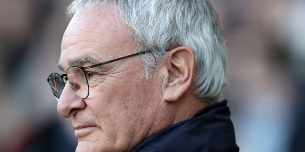 Claudio Ranieri Sacked as mana...