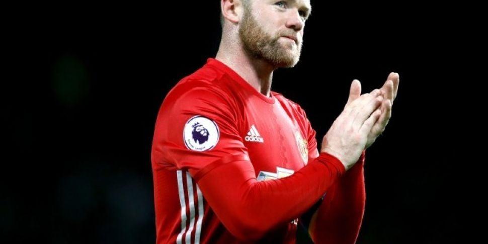 Wayne Rooney is staying at Man...