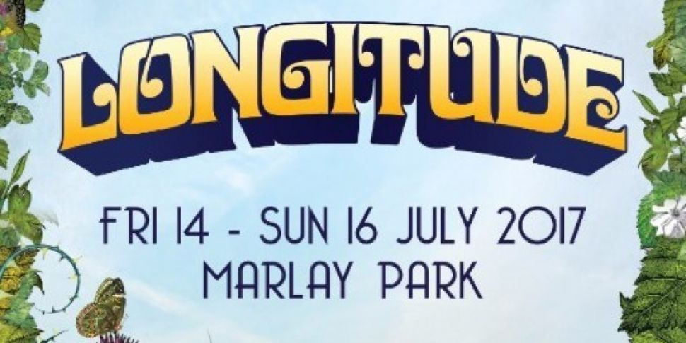 Longitude Announce FIRST Acts...