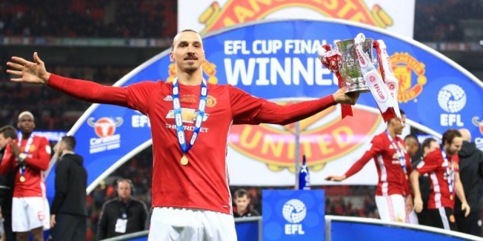 Zlatan walks the walk as Jose...