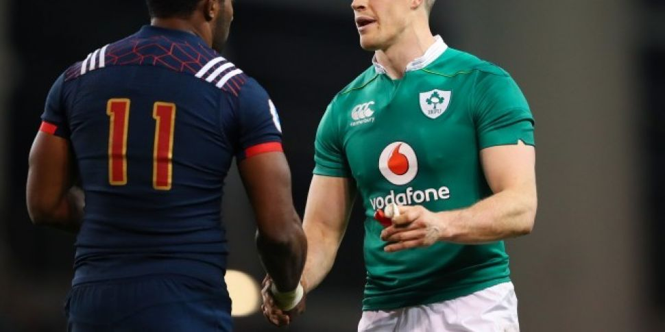 Double injury blow for Ireland...